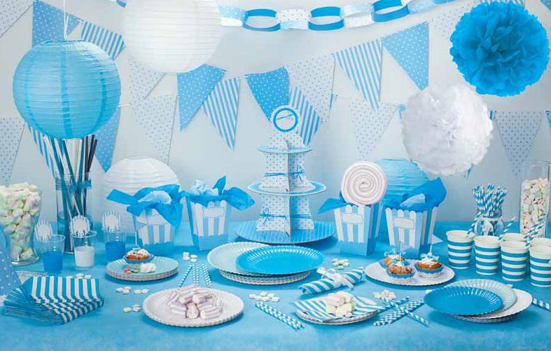Addobbi per comunione maschietto xa72 regardsdefemmes for Piatti e bicchieri per feste bambini